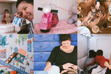 Hallo Dezember - Das bunte Leben einer Regenbogenfamilie