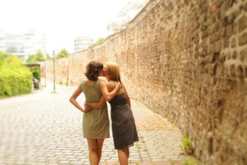 Kinderwunsch bei lesbischen Frauen Regenbogenfamilie