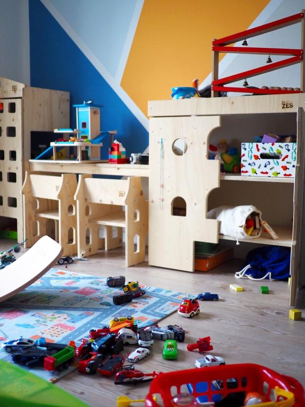 Kinderzimmer ordentlich halten - Tipps für weniger Chaos