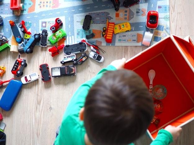 Ordentliches Kinderzimmer - Tipps für Ordnung mit Kindern
