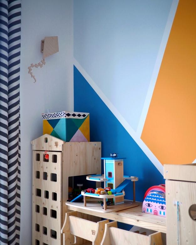ordnung mit kindern weniger chaos im kinderzimmer. Black Bedroom Furniture Sets. Home Design Ideas