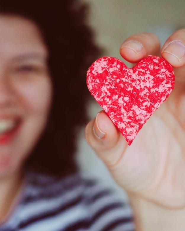 Samenbomben selber machen - Geschenkidee Muttertag Basteln