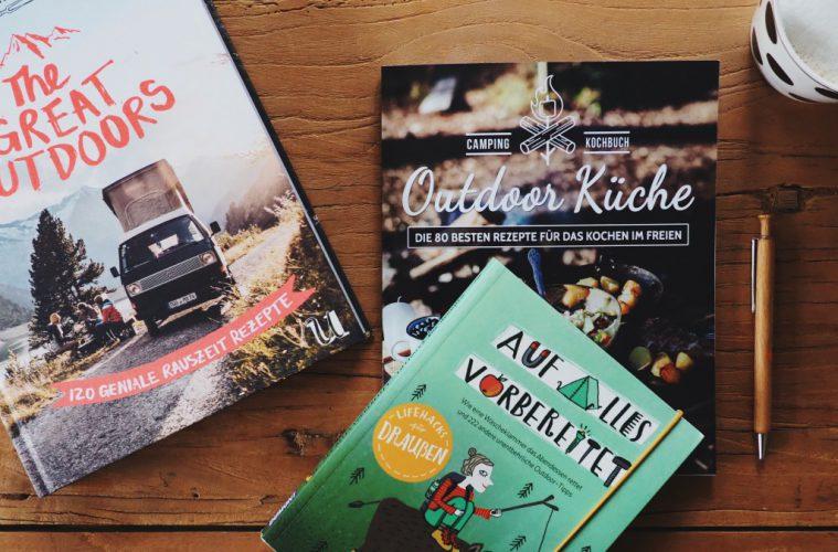 Camping Bücher Tipps für Anfänger