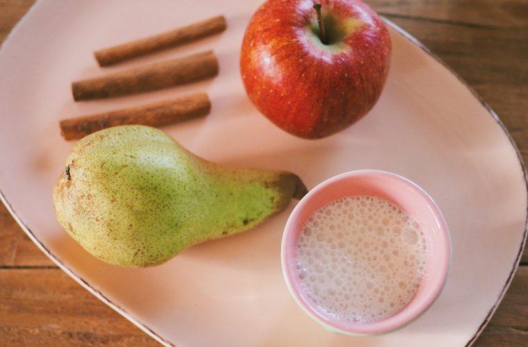 Winterzauber Smoothie Apfel Birne