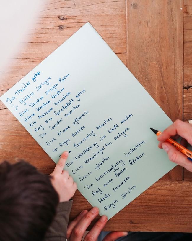 Basteln mit Kindern im Frühling Ideen