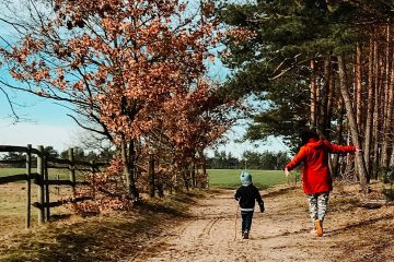 Frühling mit Kindern Übergangsjacken Inspiration Frühling 2019