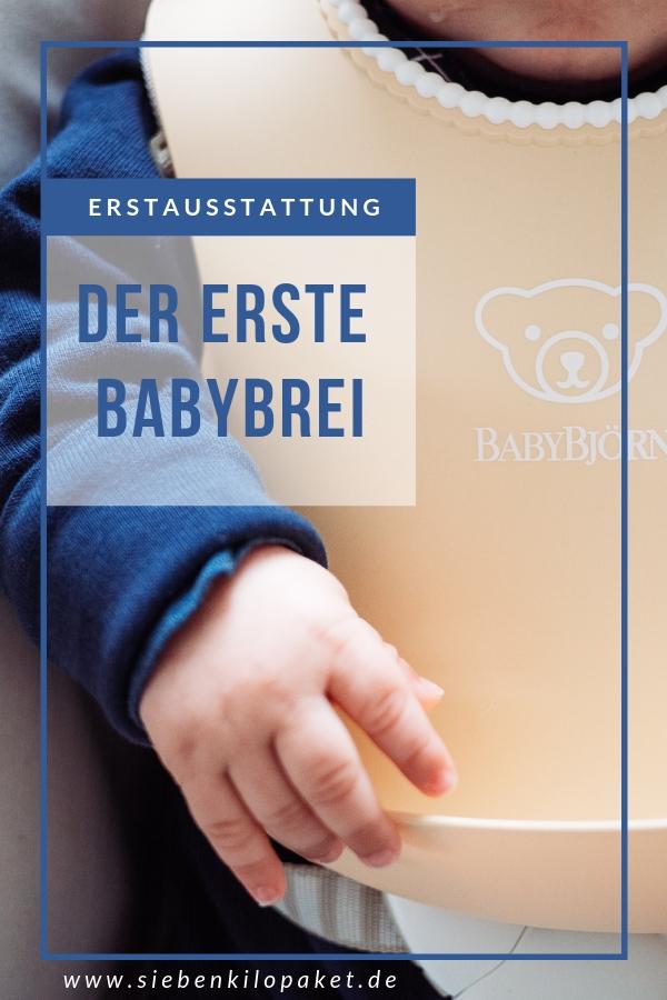 Küchenprodukte Babybjörn Teller Besteck Tasse Babybrei mit Feige Rezept
