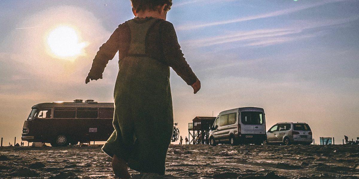 Reisen mit Kindern - Roadtrip mit Baby
