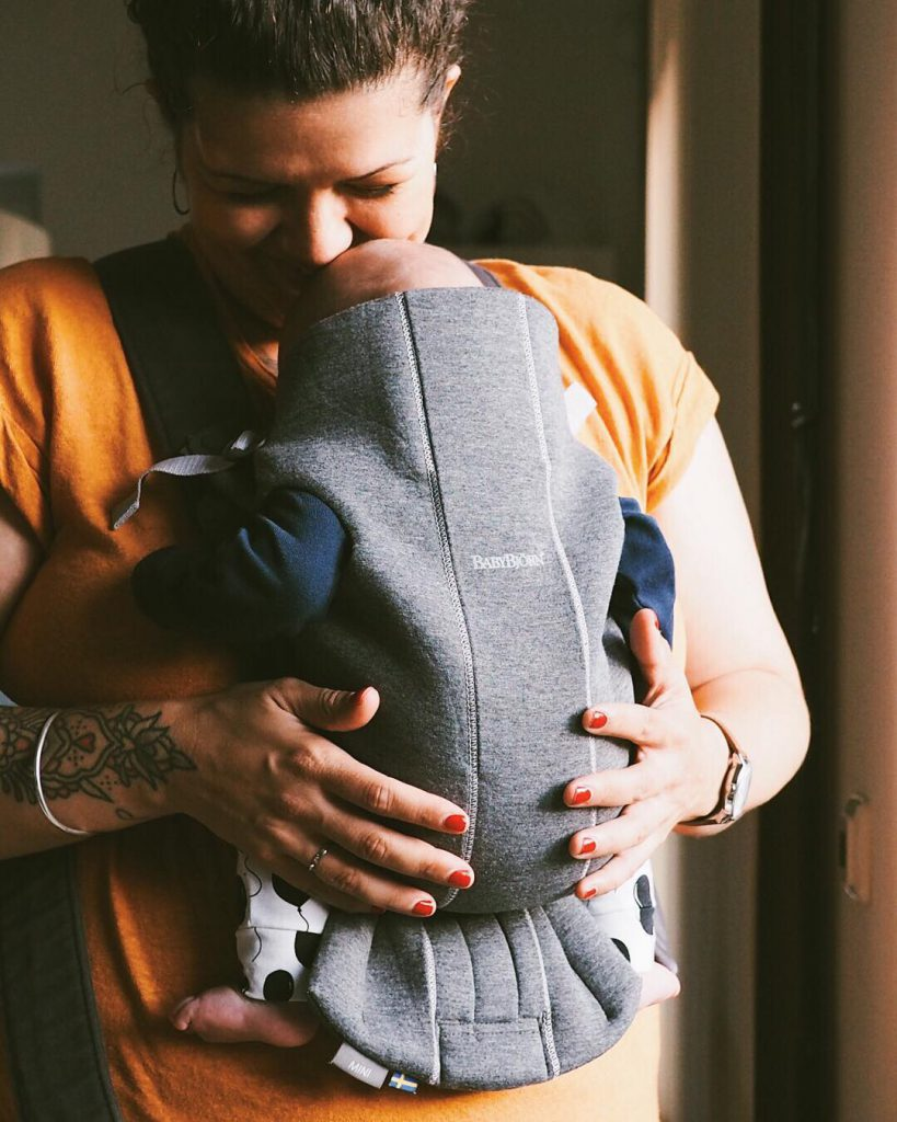 Roadtrip mit Baby - Was muss mit