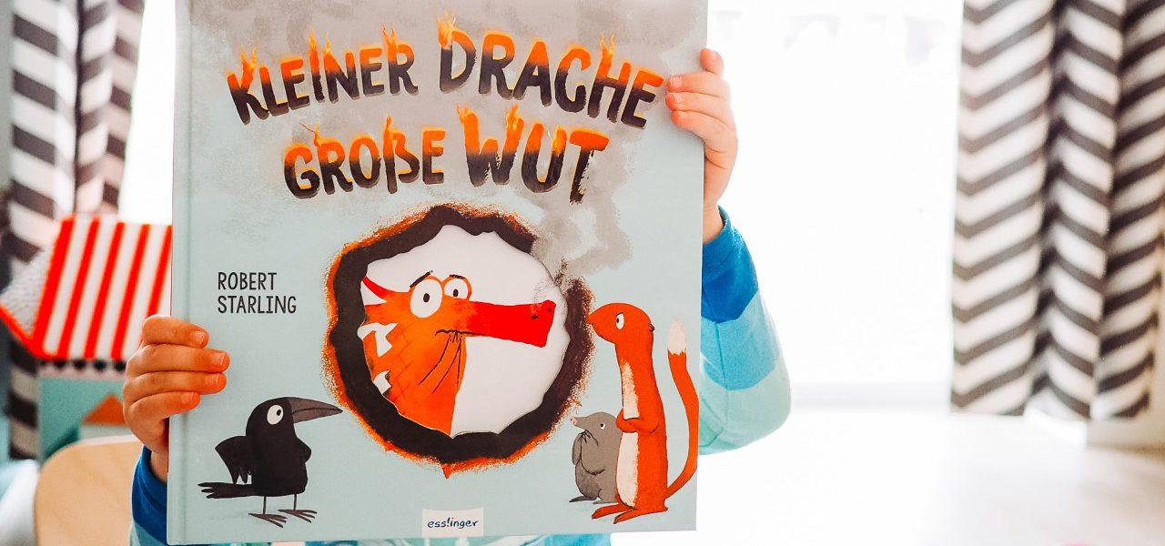 Kinderbücher über Wut - Buchtipps