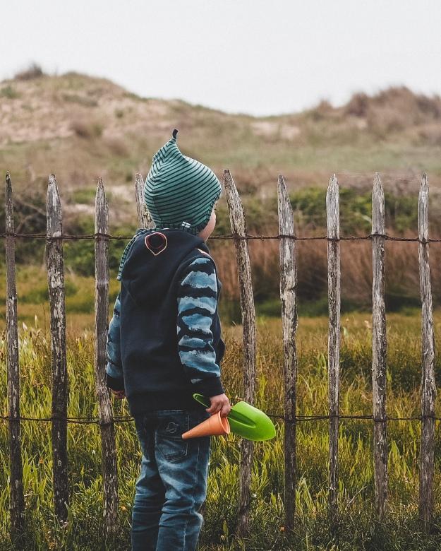 Bewegung mit Kindern unterwegs sein