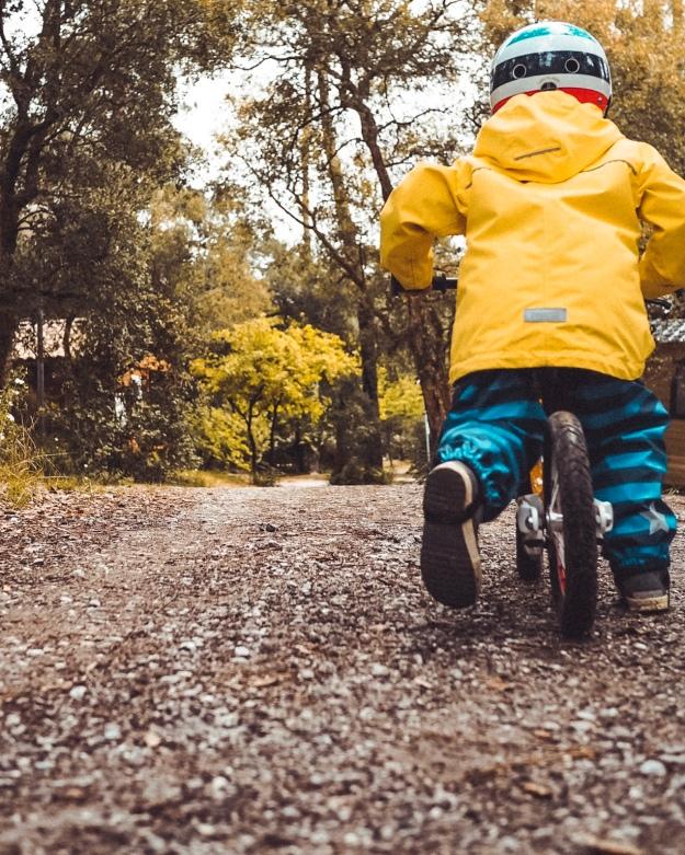 Natur erkunden mit Kindern - mehr Bewegung