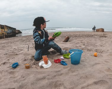 Am Meer mit Kindern - unsere Musthaves