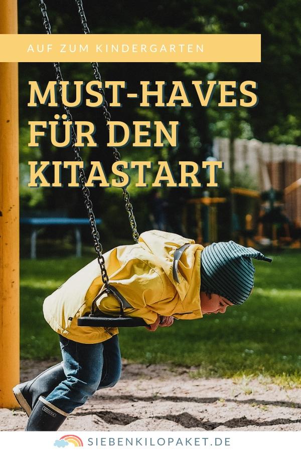 Checkliste Kindergarten Ausstattung - was braucht man für den Kindergartenstart