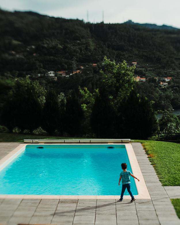Ferienanlage Geres Portugal mit Kindern