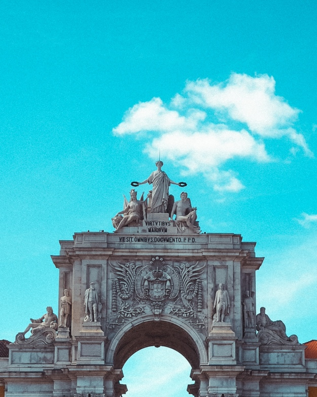 Portugal mit Kindern - Ausflug nach Lissabon