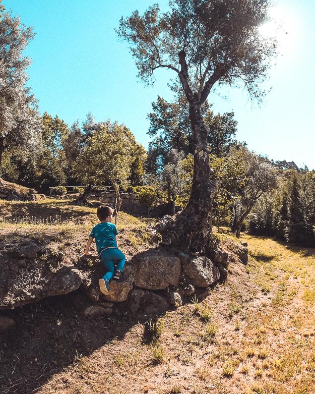 Portugal mit Kindern die Welt entdecken