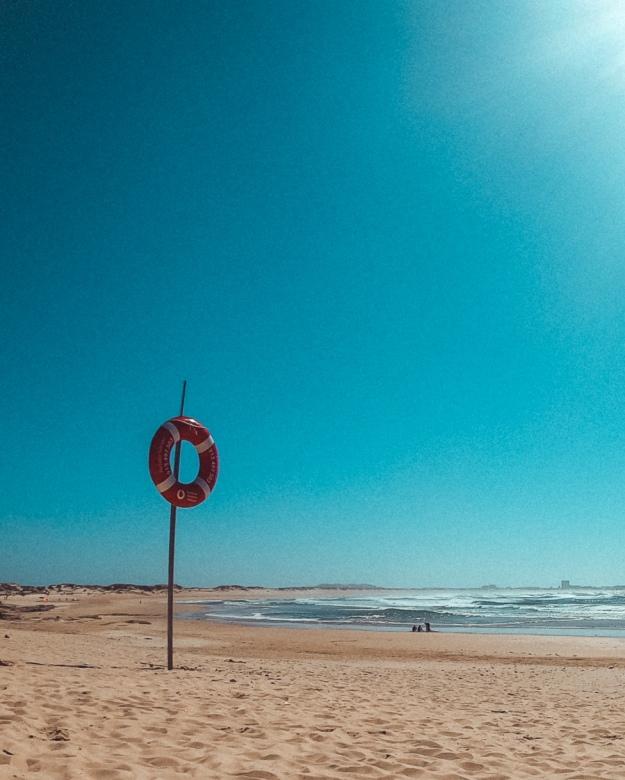 Sicherheitstraining Surfcamp Portugal mit Kindern