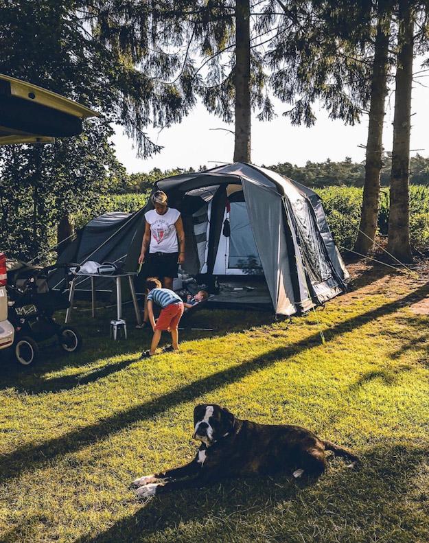 Camping mit Kindern - ist es wirklich eine gute Idee?