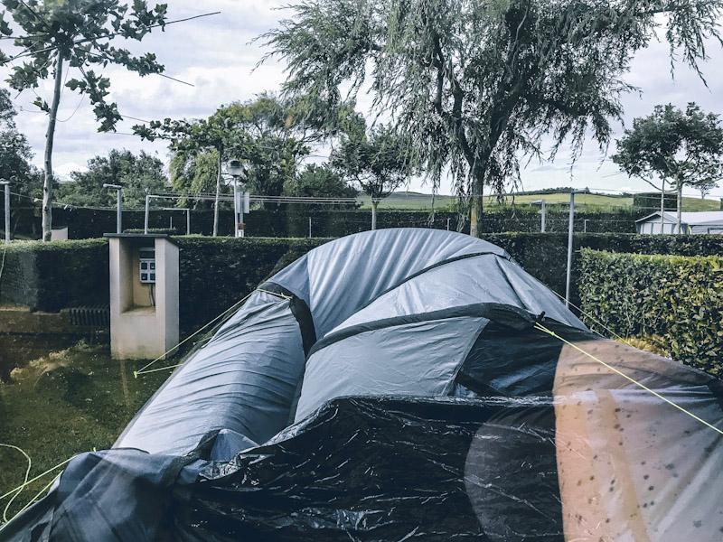 Zelten mit Kindern - Pech Pleiten und Pannen