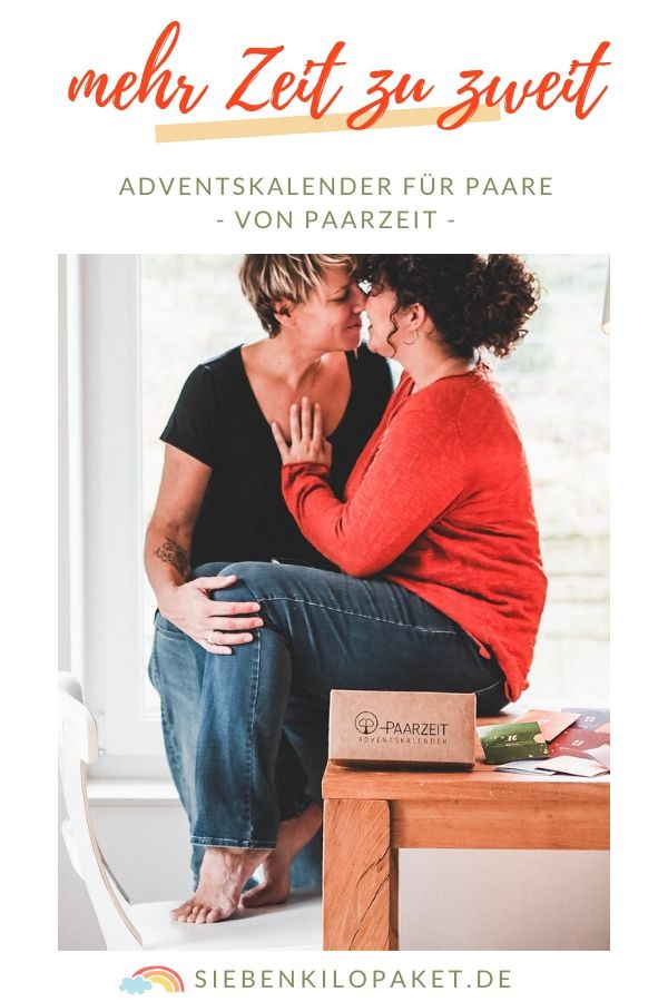 Der Besondere Adventskalender Für Paare Mehr Zeit Zu Zweit