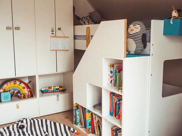 Ein gemeinsames Kinderzimmer - kann das Geschwisterzimmer ...